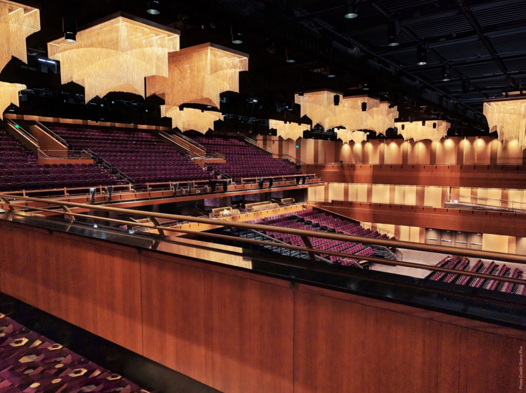 The Theater at MGM National Harbor - Scéno Plus