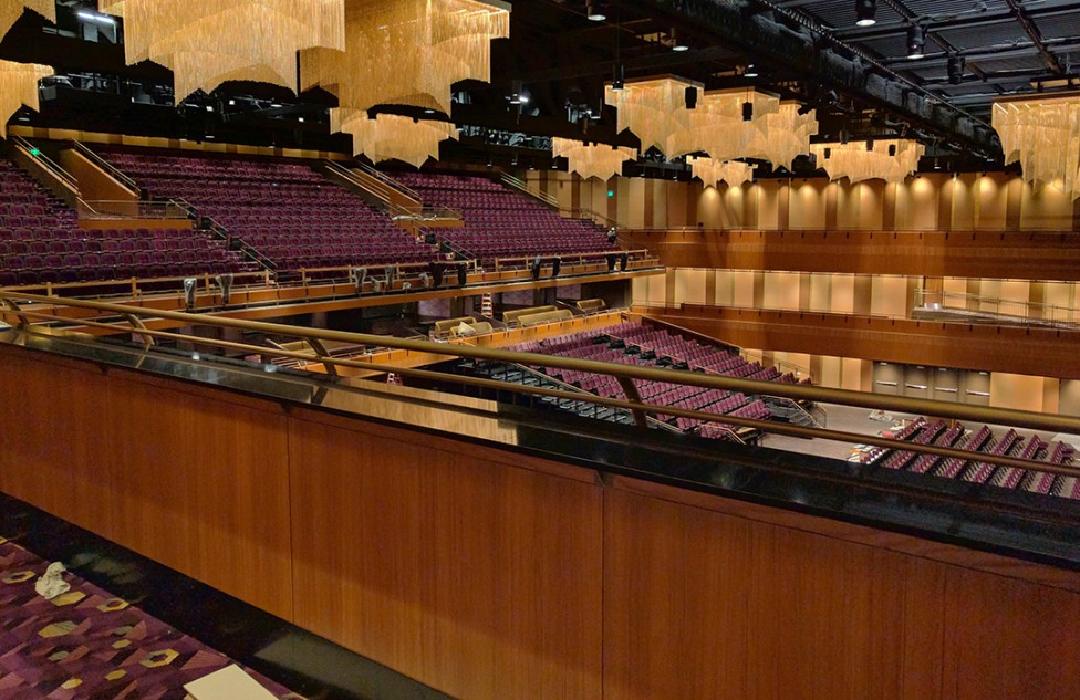 The Theatre Will Offer An Intimate Setting For Philadelphia Group While Maryland Entertainment Complex Has Reached Full Capacity Since Its Opening